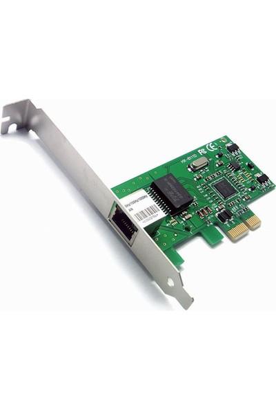 Platoon PLH-157 PCI-E Express 10/100/1000 Gigabit Ethernet Lan Ağ Kartı