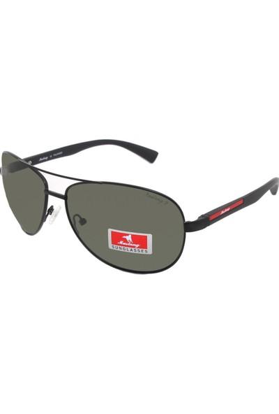 Mustang 1232 08 62-14-125 Erkek Güneş Gözlüğü