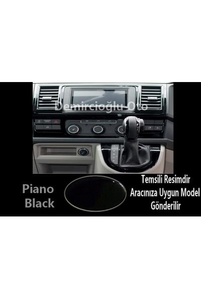 Demircioğlu Renault Megan 3 2009 Sonrası 19 Parça Torpido Kaplama Piano Black ( Renk Piano Black )
