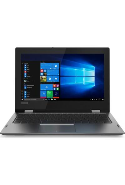 "Lenovo Yoga 330-11IGM Intel Celeron N4100 4GB 64GB eMMC Windows 10 Home 11,6"" İkisi Bir Arada Bilgisayar 81A60057TX"