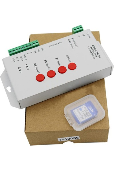 Powerlux Pıxel Led Kontrol Cihazı T1000S