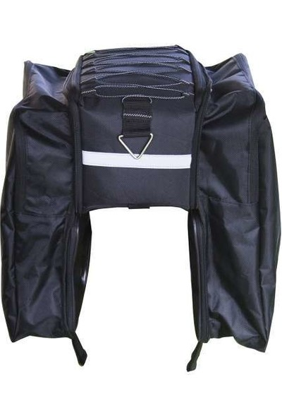 Procycle Pc 415 Heybeli Arka Bagaj Çanta Siyah
