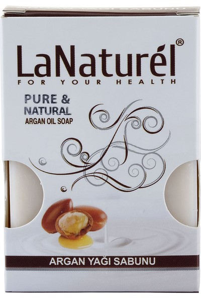 Lanaturel Argan Yağı Sabunu