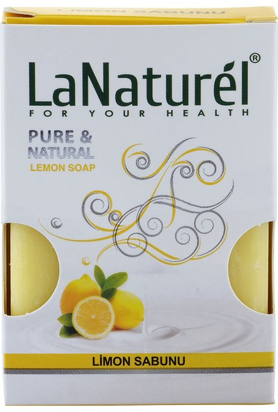 Lanaturel Limon Sabunu