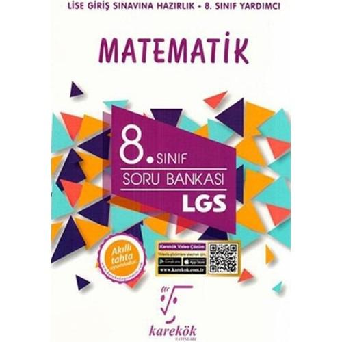 Karekök Yayınları 8.Sınıf Lgs Matematik Soru Bankası