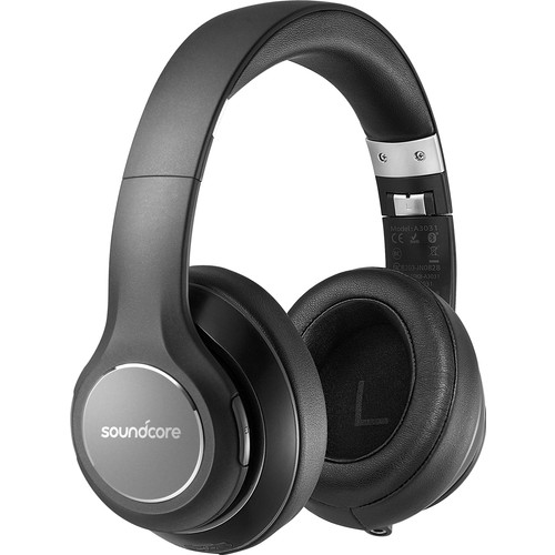 Anker SoundCore Vortex Kablosuz Bluetooth Kulaklık - 20 Saat Şarj - AptX - 3.5mm AUX - A3031 - ONP