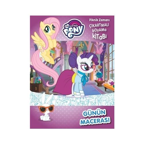 My Little Pony Gunun Macerasi Piknik Zamani Cikartmali Fiyati