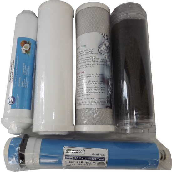 AquaPlus İhlas Aura Cebilon 5 Li Filtre
