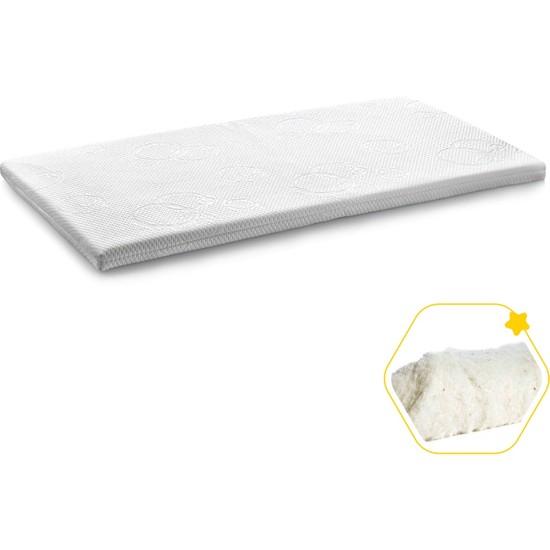 Babyjem Pamuk Oyun Parkı Yatağı 65X95 Beyaz
