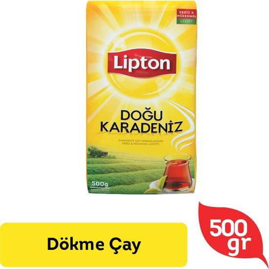 Lipton Dökme Çay Doğu Karadeniz 500 Gr