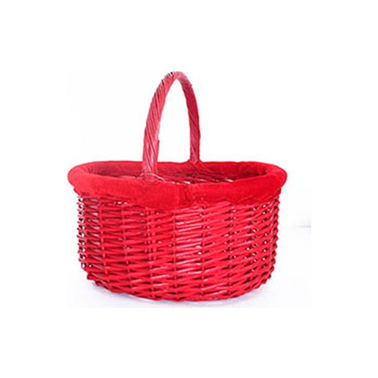 Yılbaşı Sepet Kırmızı
