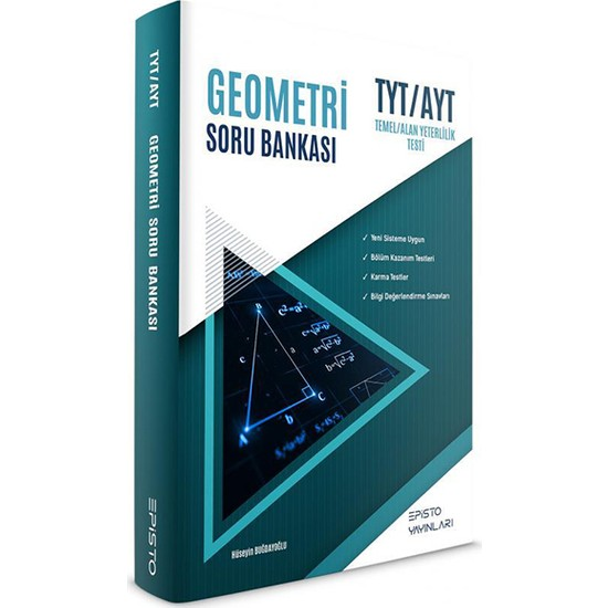 Episto TYT/AYT Geometri Soru Bankası