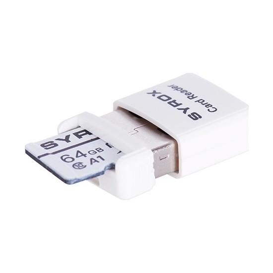 Syrox Micro Sd Mini Kart Okuyucu Dt-20
