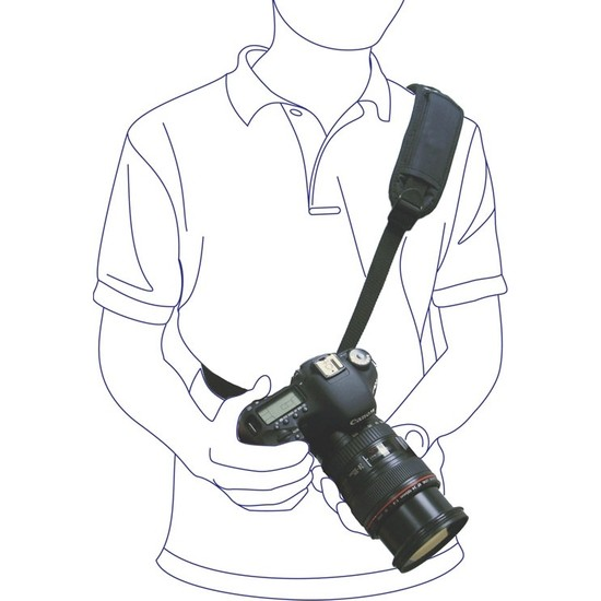 Ayex Dslr Ve Slr Makineler İçin Profesyonel Quickstrap Tekli Omuz Askısı