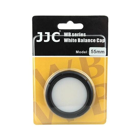 JJC 55 Mm Beyaz Ayarı Kapağı White Balance Cap