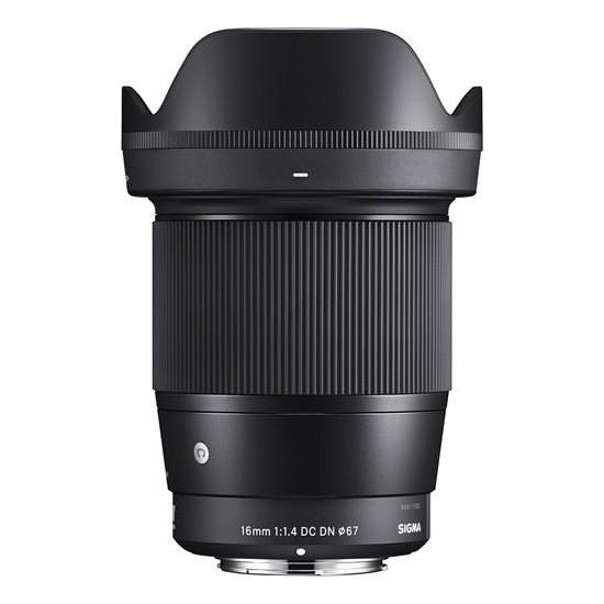 Sigma 16mm f/1.4 DC DN Contemporary Lens - Sony E Uyumlu
