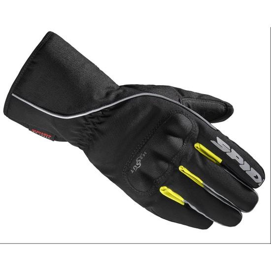 Spidi Wnt-2 H2Out Kışlık Eldiven Siyah / Sarı