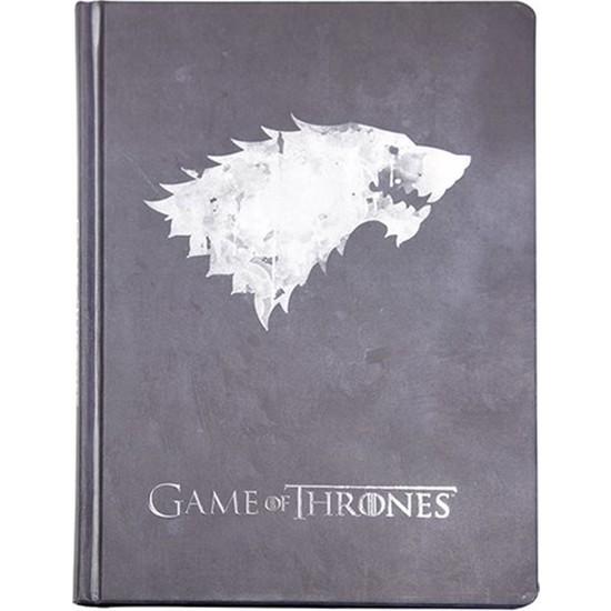 Game Of Thrones Stark Büyük Boy Not Defteri