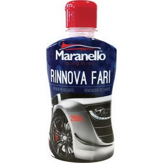 Maranello Far Temizliyici ve Yenileyici 250 Ml Made In Italy