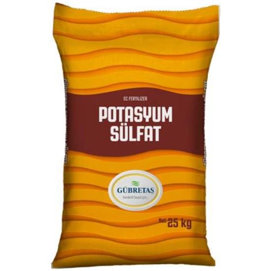 Potasyum Sülfat Toz Gübre (25kg)