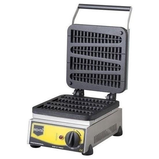 Remta Remta Çubukta Waffle Makinası Sanayi Tipi Endüstriyel