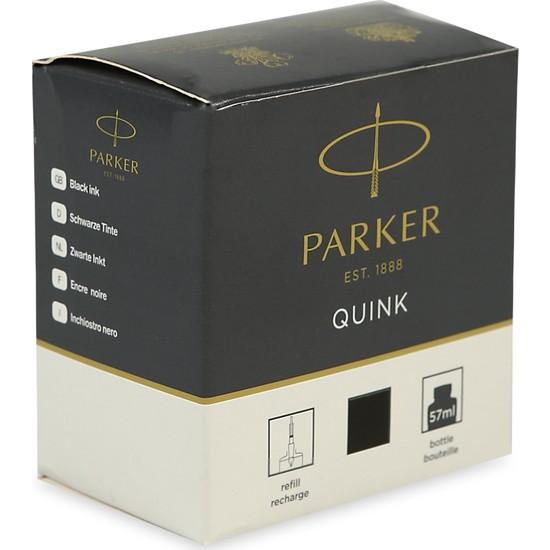 Parker Siyah Şişe Mürekkep 1950375