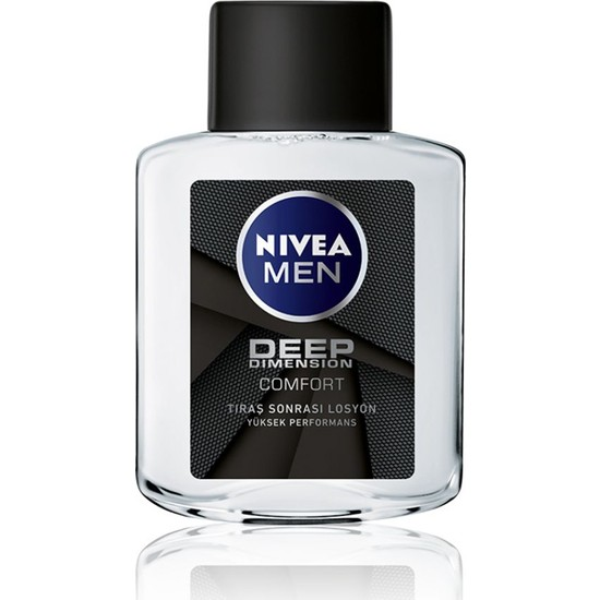 Nivea Men Deep Dimension Comfort Tıraş Losyonu 100 ml