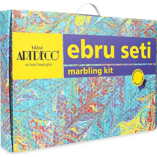 Artdeco Profesyonel Ebru Seti 016 Es-9
