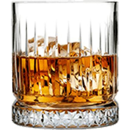 Paşabahçe 4'Lü Elysia Viski Bardağı - 210Cc