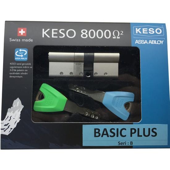 Keso K8000 Omega2 - Plus Serisi Silindir - 70Mm