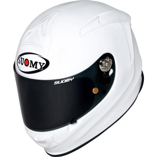 Suomy Sr-Sport Plain White Kask