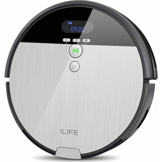 ILife V8S Elektrikli Akıllı Ev Süpürgesi
