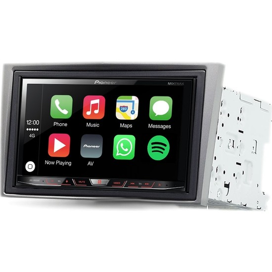 Pioneer Opel Astra H Apple Carplay Android Auto Multimedya Sistemi 7 İnç