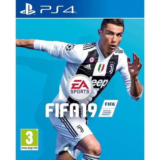 Fifa 19 PS4 Oyun - Türkçe Menü