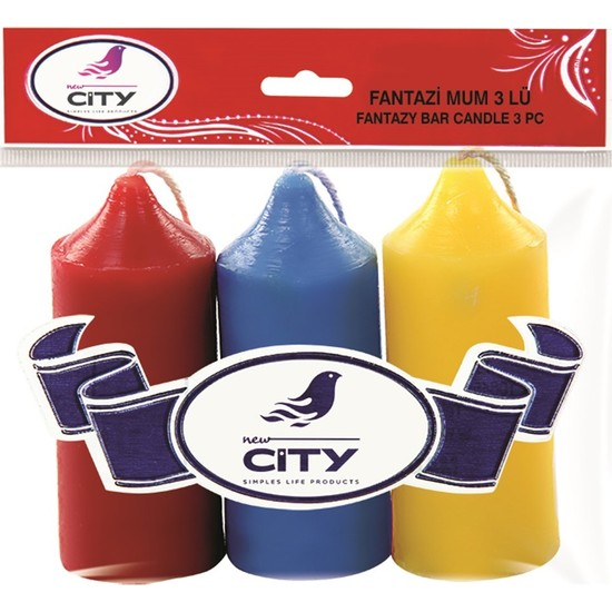 New City Fantazi Mum 3 Lü