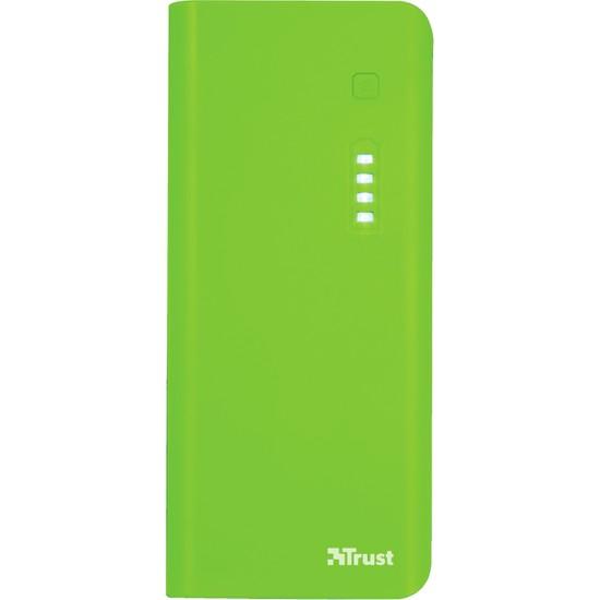 Trust Primo 22748 10000 mAh Powerbank - Yeşil