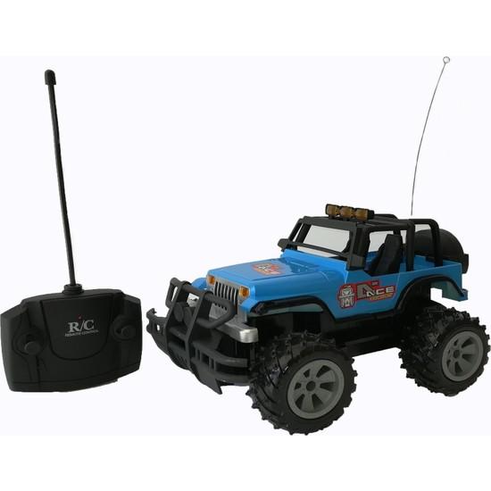Kayseri E-Ticaret Zor Yollar Uzaktan Kumandalı Arazi Aracı Oyuncak Araba
