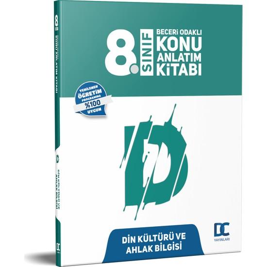 Din Kültürü Ve Ahlak Bilgisi - Konu Anlatımlı Kitap - 8. Sınıf - Doğru Cevap Yayınları
