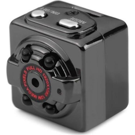 Generic Mini Kamera Hareket Sensörlü 1080P 720P Kızılötesi Gece Görüş