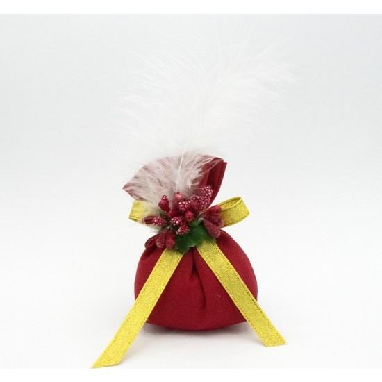 Beyaz Düşler Sokağı-Kına Şekeri-NL1018K (25 Ad)/Kına ve Lavantalı Kumaş Kese