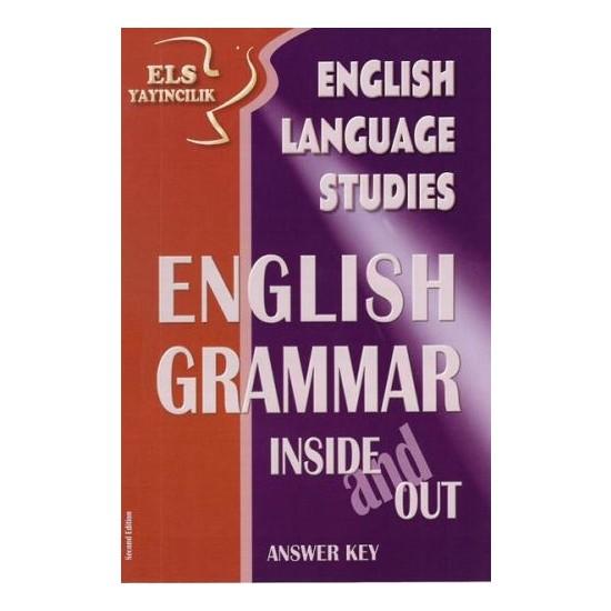 Els English Language Studies-English Grammar Inside Out