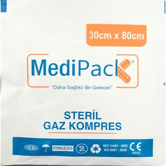 Medipack Steril Spanç