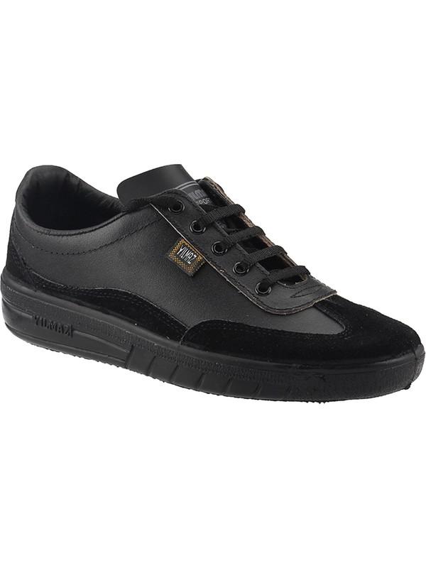 Yılmaz 01546 Siyah İş Güvenlik Erkek Ayakkabı