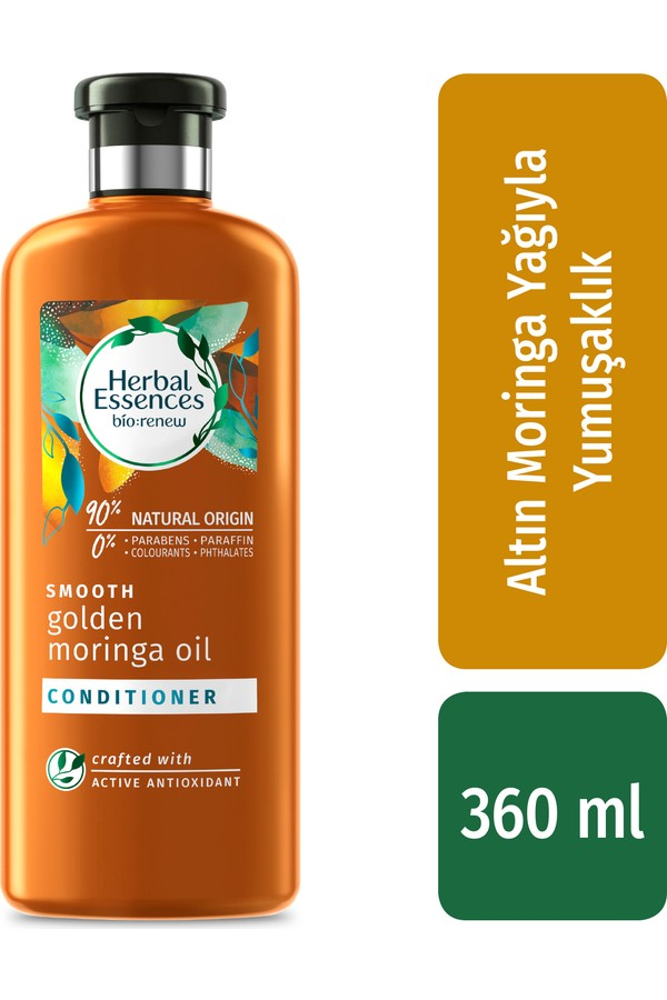Herbal Essences Gold Moringa Oil Hair Conditioner