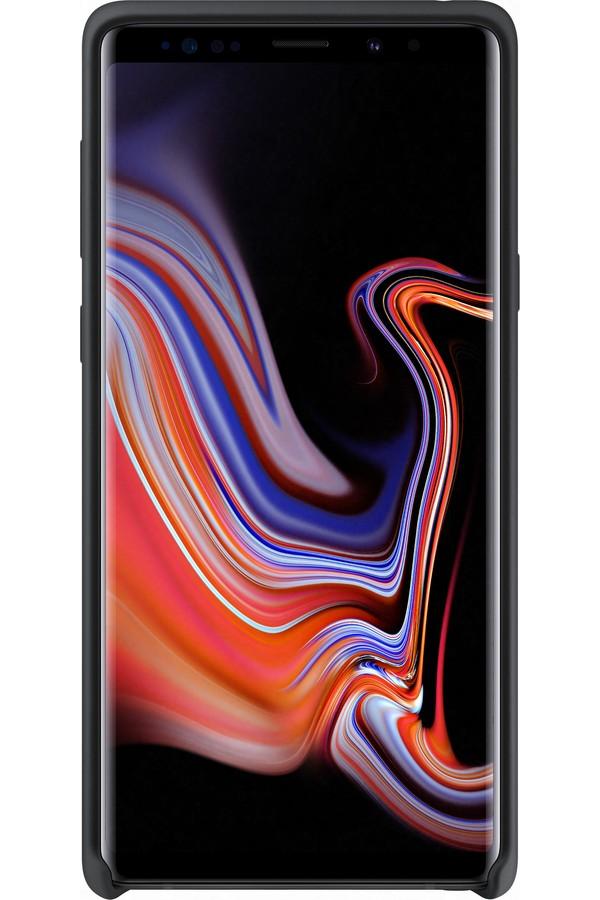 Samsung Note 9 Silicone Case (B) -EF-PN960TBEGWW