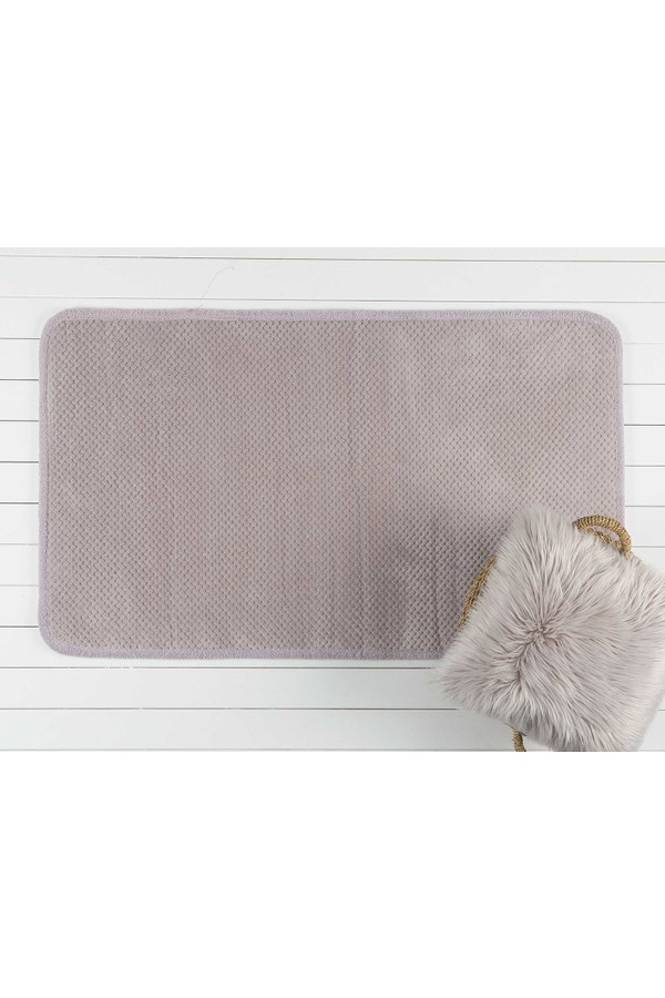 Madame Coco Plum Bath Mat