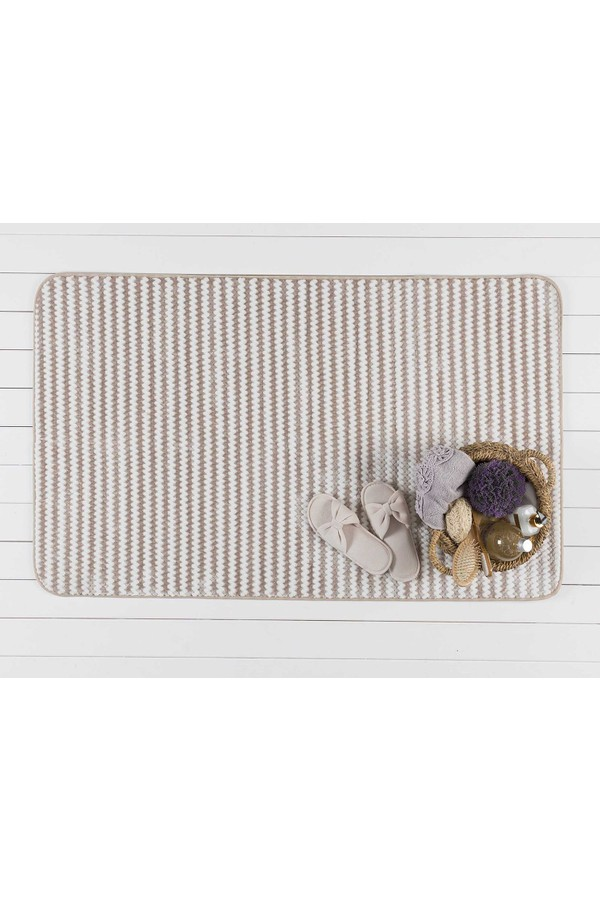 Madame Coco Brown Bath Mat