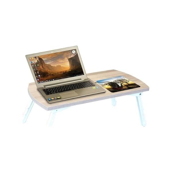 Katlanir Laptop Masasi Calisma Bilgisayar Masasi