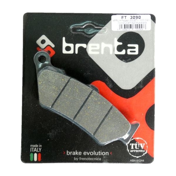 Brenta Bmw F 650 Gs Dakar Abs ön Disk Fren Balata Fiyatları