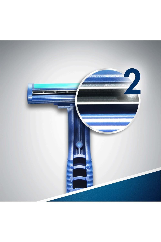 Gillette Blue2 Plus Razor Blades Set 7 Pieces